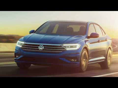 2019 VW Jetta revealed - More tech, less Teutonic