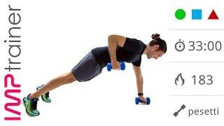 Allenamento Intenso Con Esercizi Per Le Braccia + Cardio