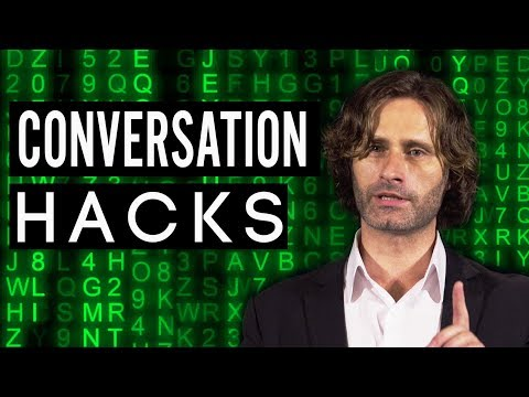 Conversation Hacks  Sneak Peak into Dating Accelerator  James Marshall MMC Speech