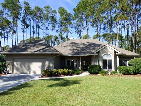 Hilton Head Plantation Golf Course View Home With Private Swimming Pool