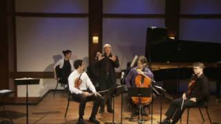 Inside Chamber Music with Bruce Adolphe: Brahms Piano Quartet No. 2 in A major, Op. 26