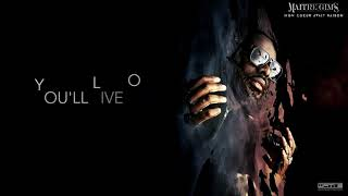 Maître Gims & Sia - Je Te Pardonne (I Forgive You) - Lyrics Video