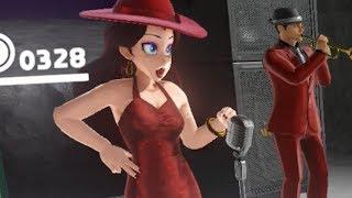 Super Mario Odyssey Playthrough Part 39 - Darker Side