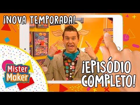 Mister Maker Em Português | Episódio 1, Temporada 2