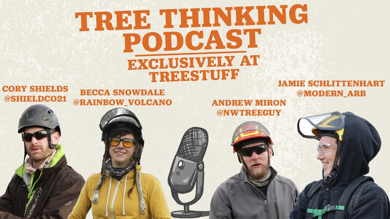 Building for the Future: Tree Thinking Podcast