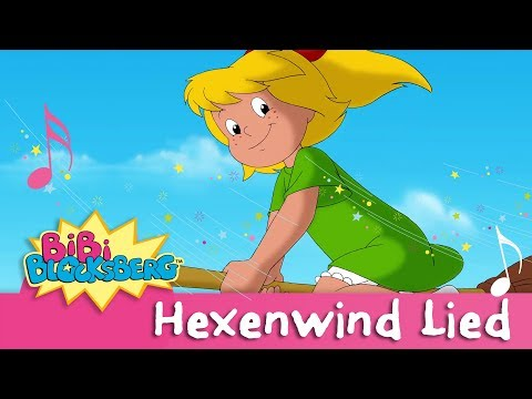 Bibi Blocksberg-  ihr  Lied vom HEXENWIND