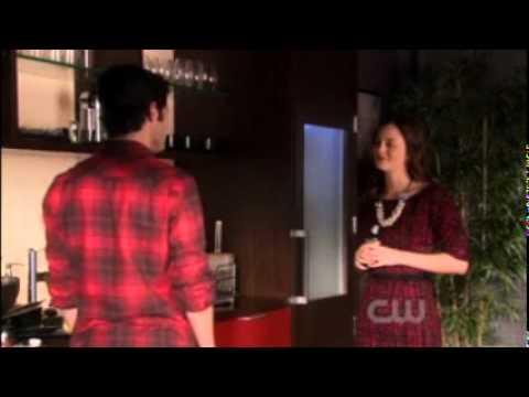 OMG!!! Blair & Dan!!! Serena & Ben!!! Gossip Girl 4x11 final scene!!!