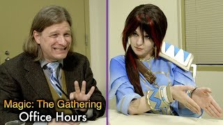 Magic: The Gathering Office Hours - Jhoira of the Ghitu and The Mending of Dominaria