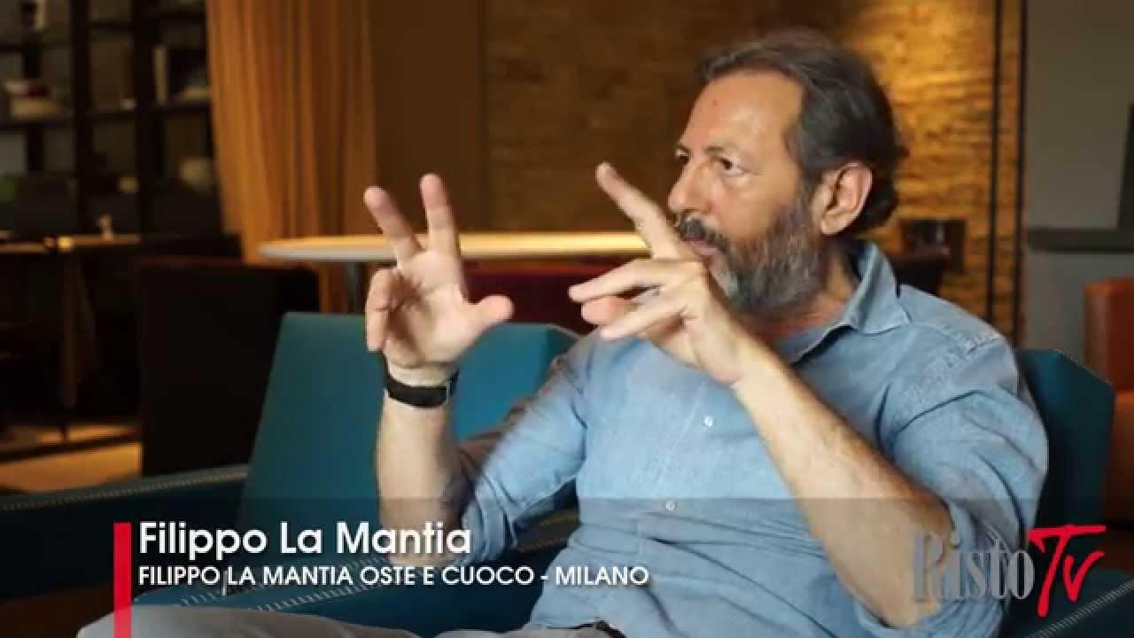 Filippo la mantia oste e cuoco milano youtube for Ristorante filippo la mantia milano
