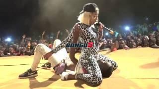 vuclip Ni hatari: Amber Lulu amwaga radhi stejini/ Ageuka kituko