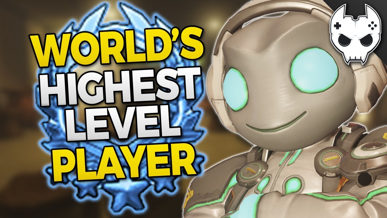 overwatch world s highest level player how he does it youtube