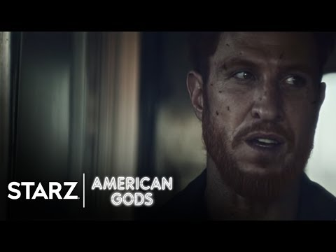 American Gods | Season 1, Episode 7 Clip: King | STARZ