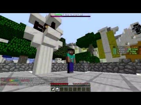 Minecraft [Annihilation] 8# Boje na středu ! + Rush :3