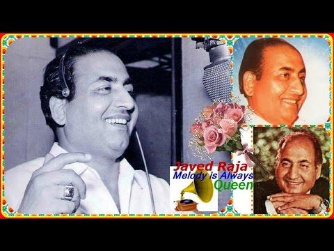 RAFI SAHAB~Film~MUKHDA~[1951]~Poochhiye Na Haal Ji,Palle Nahin Maal Ji~[ Best Audio Sound ]