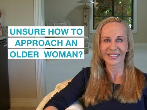 How Do I Approach An Older Woman (if I've Only Had Same-aged Partners)? — Susan Winter
