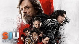 Do These Star Wars Last Jedi Changes Help? - SJU
