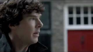 BBC Sherlock Series 2 - Trailer 1 - RUSH RELENTS ROCK