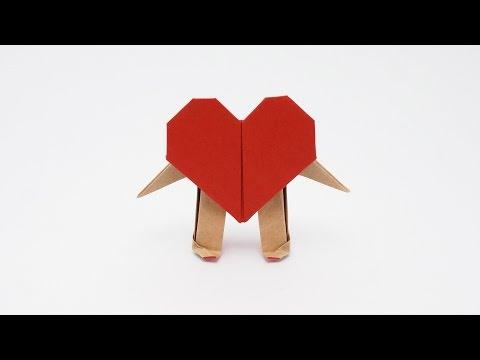 Origami Mr. Heart-Jo Nakashima