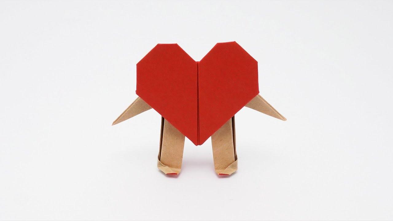origami mr heart jo nakashima youtube