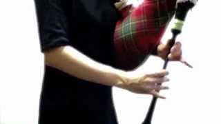 Bagpipes/ Susan Macleod -strathspey バグパイプ