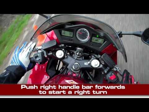 Countersteering - Rider Risk