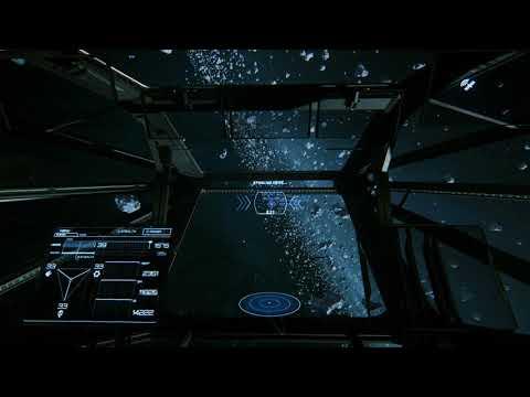 Star Citizen 3.0 PTU Mission Gameplay - Three person multicrew on a Constellation