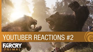 Far Cry Primal Trailer – YouTuber Reactions #2 [US]