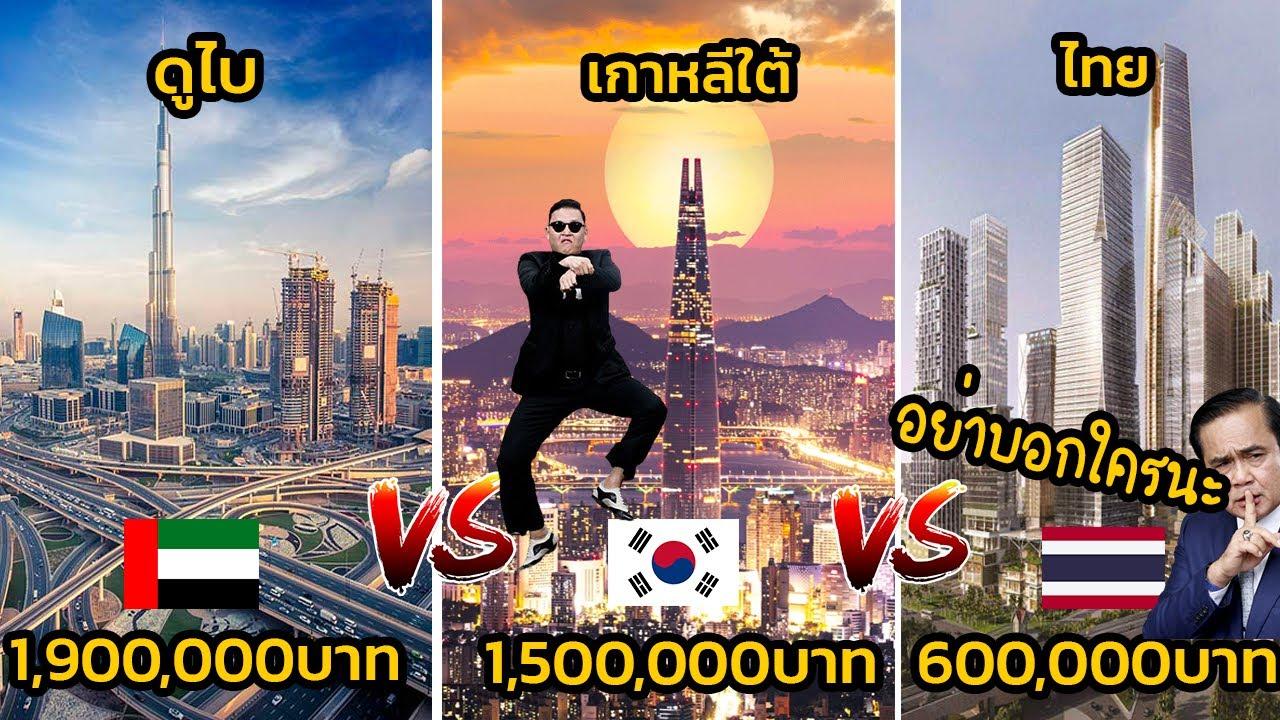 """19 อันดับ ประเทศที่รวยที่สุดใน เอเชีย (มีไทยด้วย ใคร""""รวย"""")"""