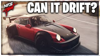 CAN THE RSR DRIFT?? LETS FIND OUT! | Need For Speed Heat