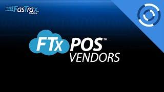 FasTrax Cloud POS - Creating a New Vendor