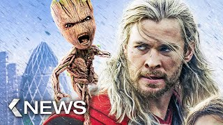 Thor 4 with the Guardians?, The Last Of Us HBO Series, New Spider-Man Spin-Off... KinoCheck News
