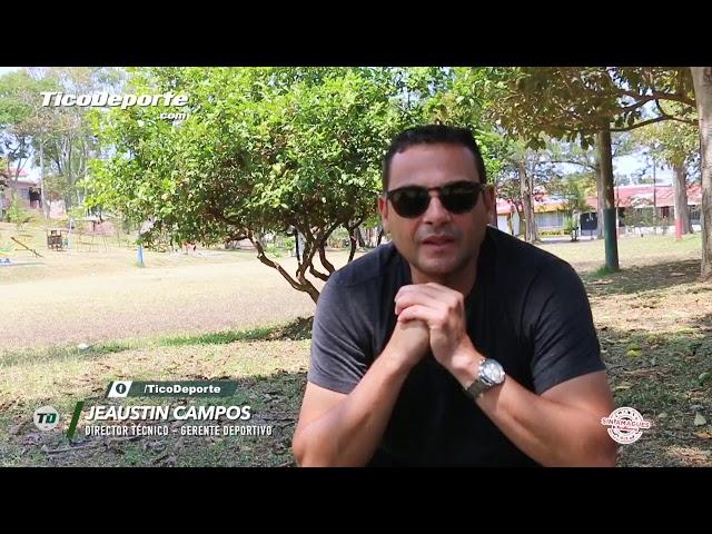 Jeaustin Campos: