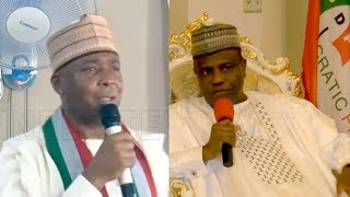 PDP Presidential Primary: Saraki, Tambuwal Seek Support From Kogi, Rivers States