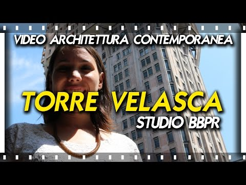 Milano Verticale Architettura Contemporanea - EP.01 - Torre Velasca - Studio BBPR