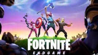 [LIVE] Fortnite Endgame and Roblox