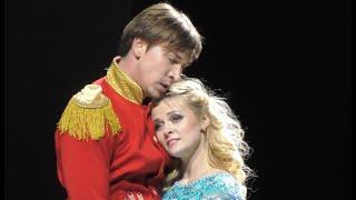 Анастасия Мартюшева и Константин Гаврин в шоу Щелкунчик Монтаж