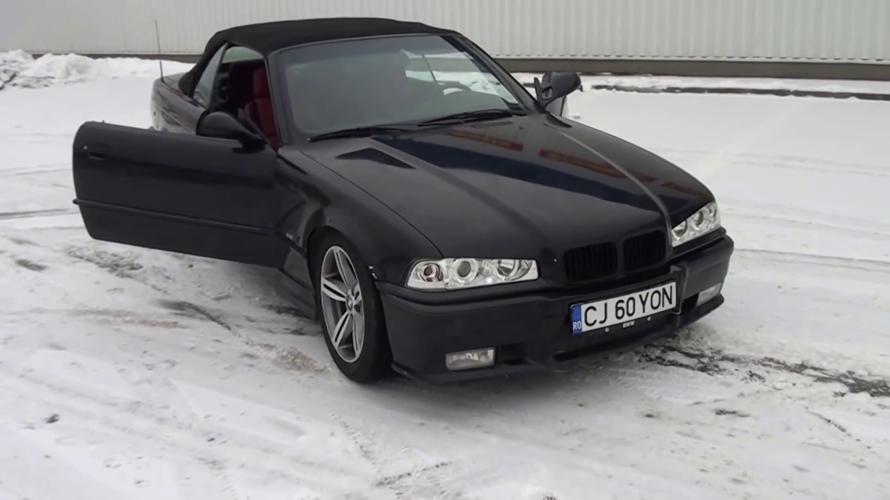 bmw e36 m cabrio 318i youtube. Black Bedroom Furniture Sets. Home Design Ideas