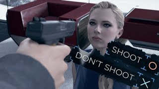 What Happens If You Shoot Chloe? - Detroit Become Human