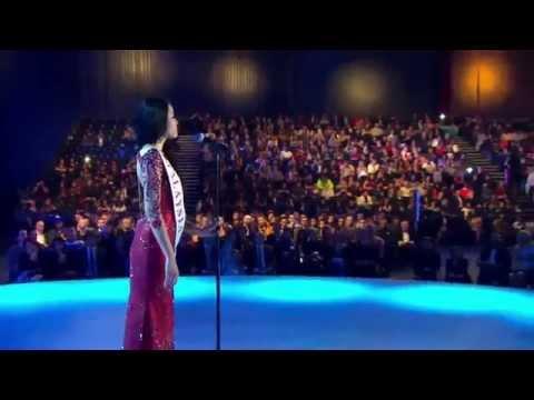 Miss World Talent 2014  Grand Final Winner is  Miss Malaysia Dewi Liana.