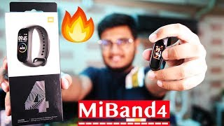 MiBand 4 Unboxing And Review | Price in Pakistan. 🔥🔥🔥🔥🔥