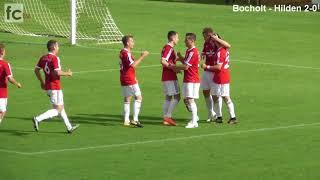 6. Spieltag: 1. FC Bocholt - VfB 03 Hilden 2:1 (1:0)