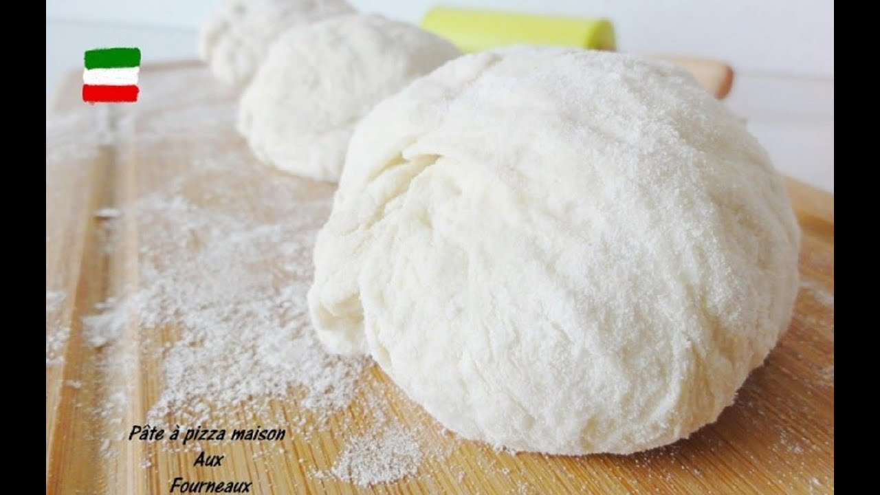 La vraie p te pizza recette italienne youtube - Recette de pate a pizza italienne ...