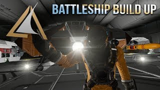 WarForge Refit! Now more WarForge-ier - Space Engineers -  #48 (Sunday Survival)
