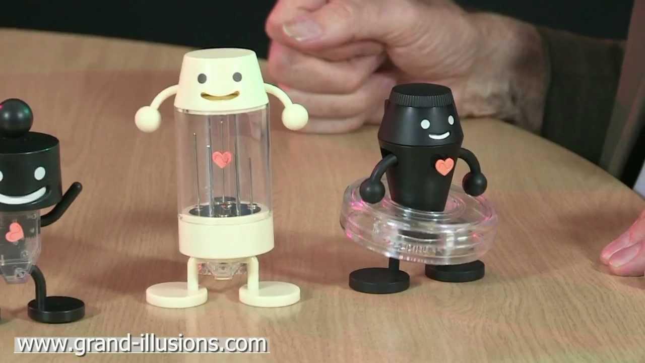 Unusual Toy Automata - YouTube
