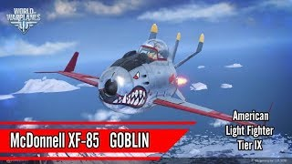 McDonnell XF-85 - Intro to the Goblin