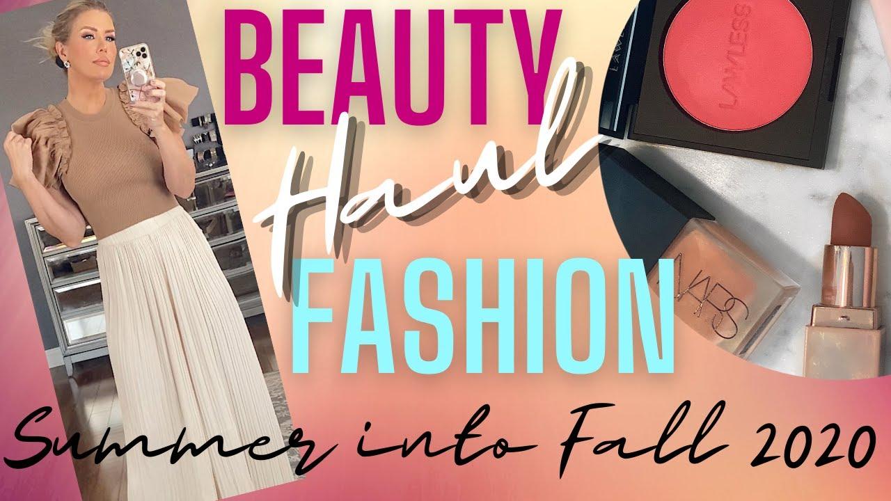 HUGE MAKEUP AND FASHION HAUL 2020| Sephora, Ulta, Zara, H&M And More!
