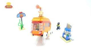 Lego Spongebob Squarepants Bikini Bottom Express 3830 Flash Speed