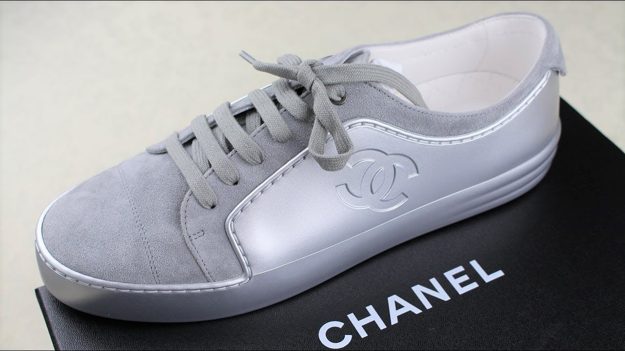 A Closer Look at Chanel Trainers