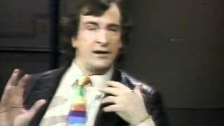 Douglas Adams on David Letterman (14 February 1985)