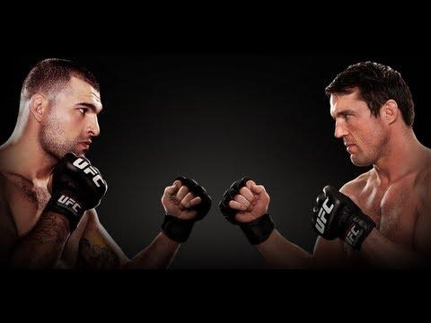 Reporte UFC: Fight Night Rua vs Sonnen